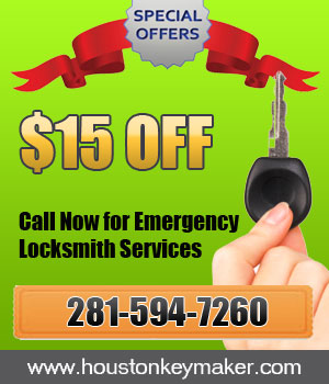 Houston Key Maker Coupon